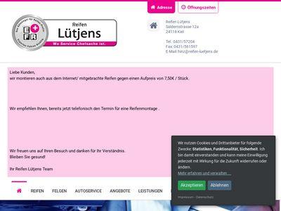 Reifen Lütjens