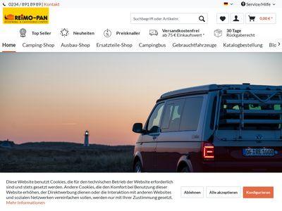 Reimo-Pan Reisemobil & Freizeitcenter GmbH