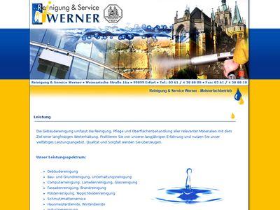 Reinigung & Service Werner