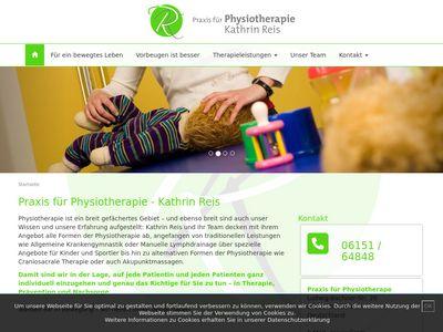 Praxis für Physiotherapie Kathrin Reis