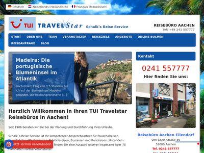 Schalk´s Reise Service