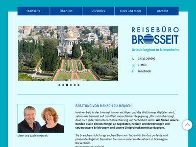Reisebüro Brosseit