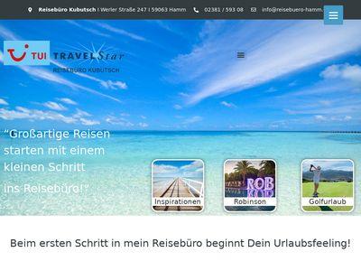 TUI TRAVELStar Reisebüro Kubutsch