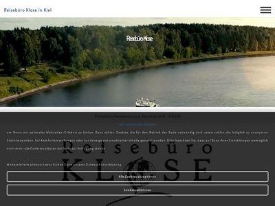 Reisebüro Klose Inh. Bernd Klose