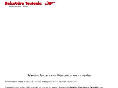 Alltours Reisecenter Reisebüro Teutonia