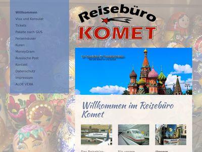 Reisebüro Komet