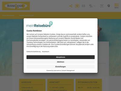 Reisebüro Reiseland American Express