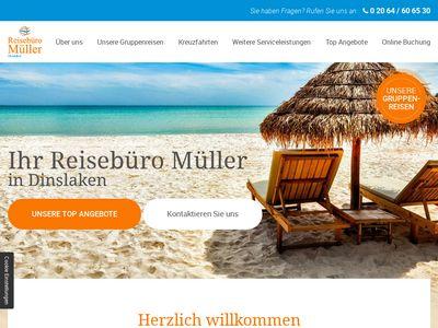 Reisebüro Müller Dinslaken