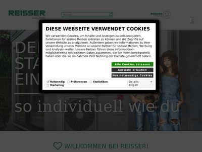 Reisser AG Sanitärbedarf