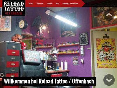 Reload Tattoo