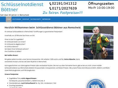 Böttner Wolfgang Schlüsseldienst