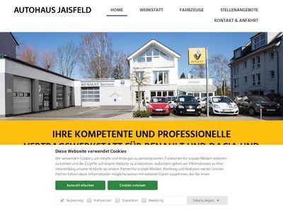 Autohaus Ralf Jaisfeld