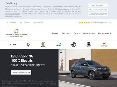 AH Kutter Filiale der AH Sehner GmbH & Co. KG