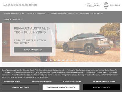 Autohaus Schellber
