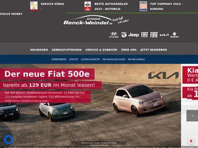 Pop-up Store Renck-Weindel