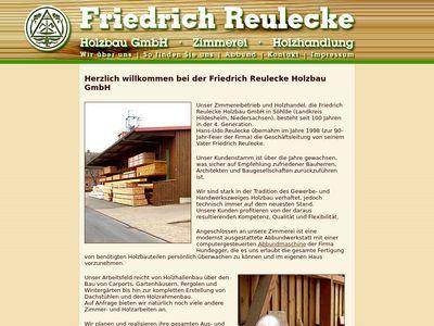 Friedrich Reulecke Holzbau GmbH