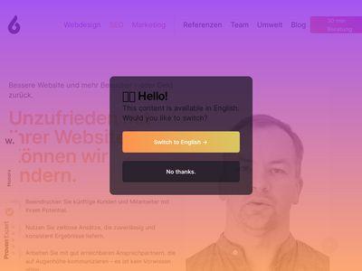 Revision6 Werbeagentur und Webdesign