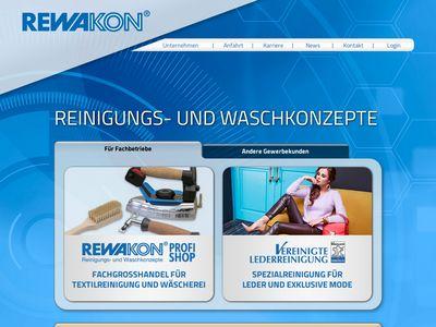 REWAKON GmbH Textilreinigung