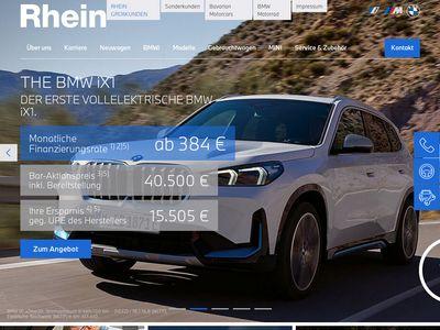 BMW - Autohaus Rhein Bodensee