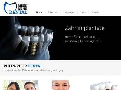 Zahntechnik Rhein - Ruhr GmbH