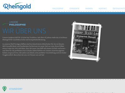 Schuhhaus Rheingold