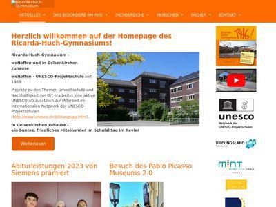 Ricarda-Huch-Gymnasium