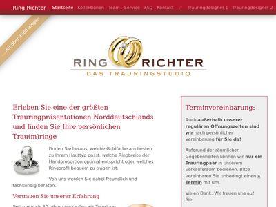 V.-T. Richter Trauringstudio