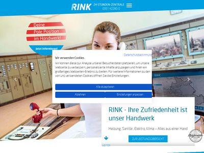 Rink Dipl.-Ing. Eberhard Sanitär Heizung Gas