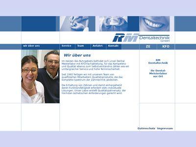 RM-Dentaltechnik GmbH