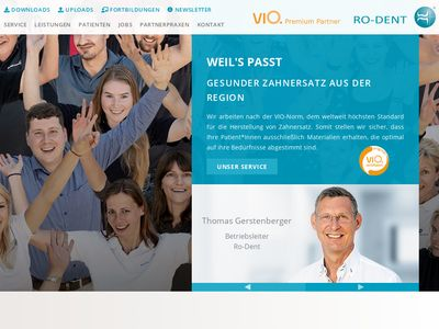 Ro-Dent Rostocker Dentallabor GmbH