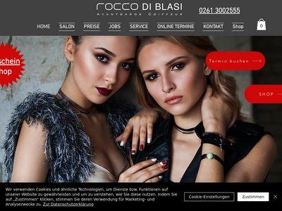 Rocco DI Blasi Avantgarde Coiffeur