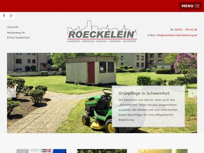 Roeckelein Facility Management