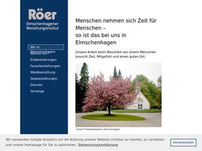 Anton Röer Bestattunginstitut GmbH