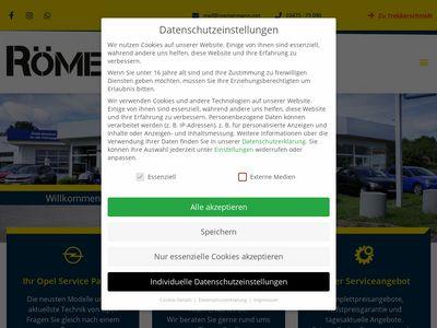 Autohaus Römermann GmbH