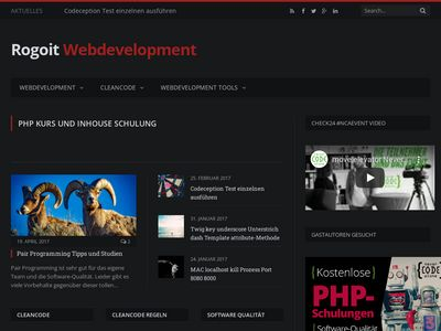 Rogoit - Webdesign TYPO3 Duisburg