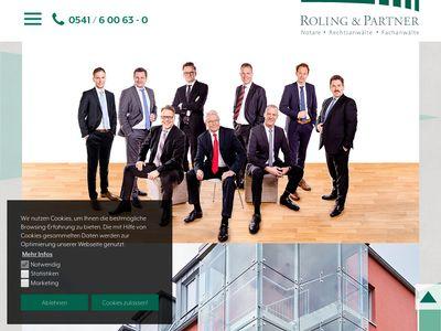 Roling & Partner, Rechtsanwälte