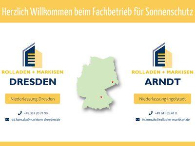 Rolladen und Markisenbau Dresden