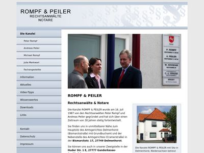 Karl-Dieter Ritter Rechtsanwalt und Notar
