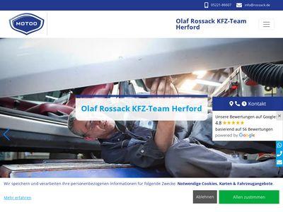 Autohaus Rossack KFZ Team Herford
