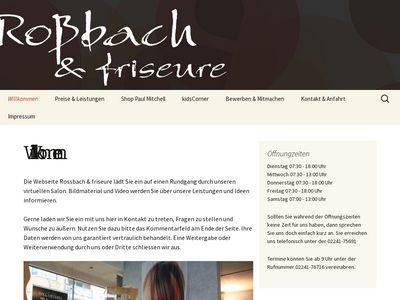 Rossbach + friseure