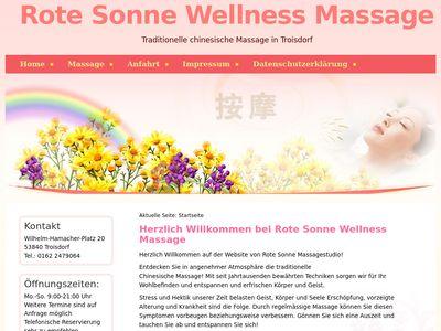 Rote Sonne Wellness Massage, Troisdorf