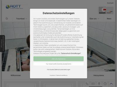Rott Sanitärtechnik Inh. Martin Spenke