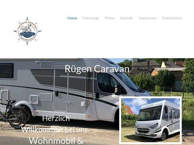 Rügen Caravan - Vermietung und Verkauf