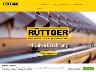 Rüttger Bedachungen GmbH