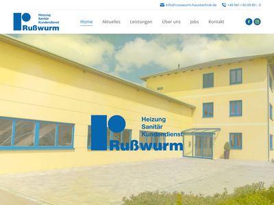 Russwurm GmbH Heizung-Sanitär