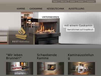 Rust Kachelofen und Kaminbau GmbH