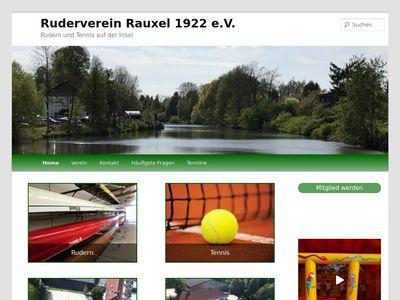 Ruderverein Rauxel 1922 e.V.