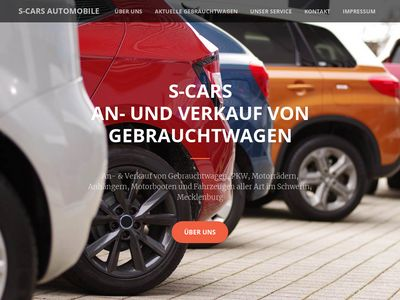 S-Cars - Automobile