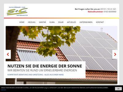 S + C Sanitärservice GmbH