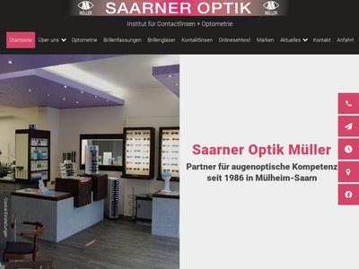 Augenoptik Christian Müller